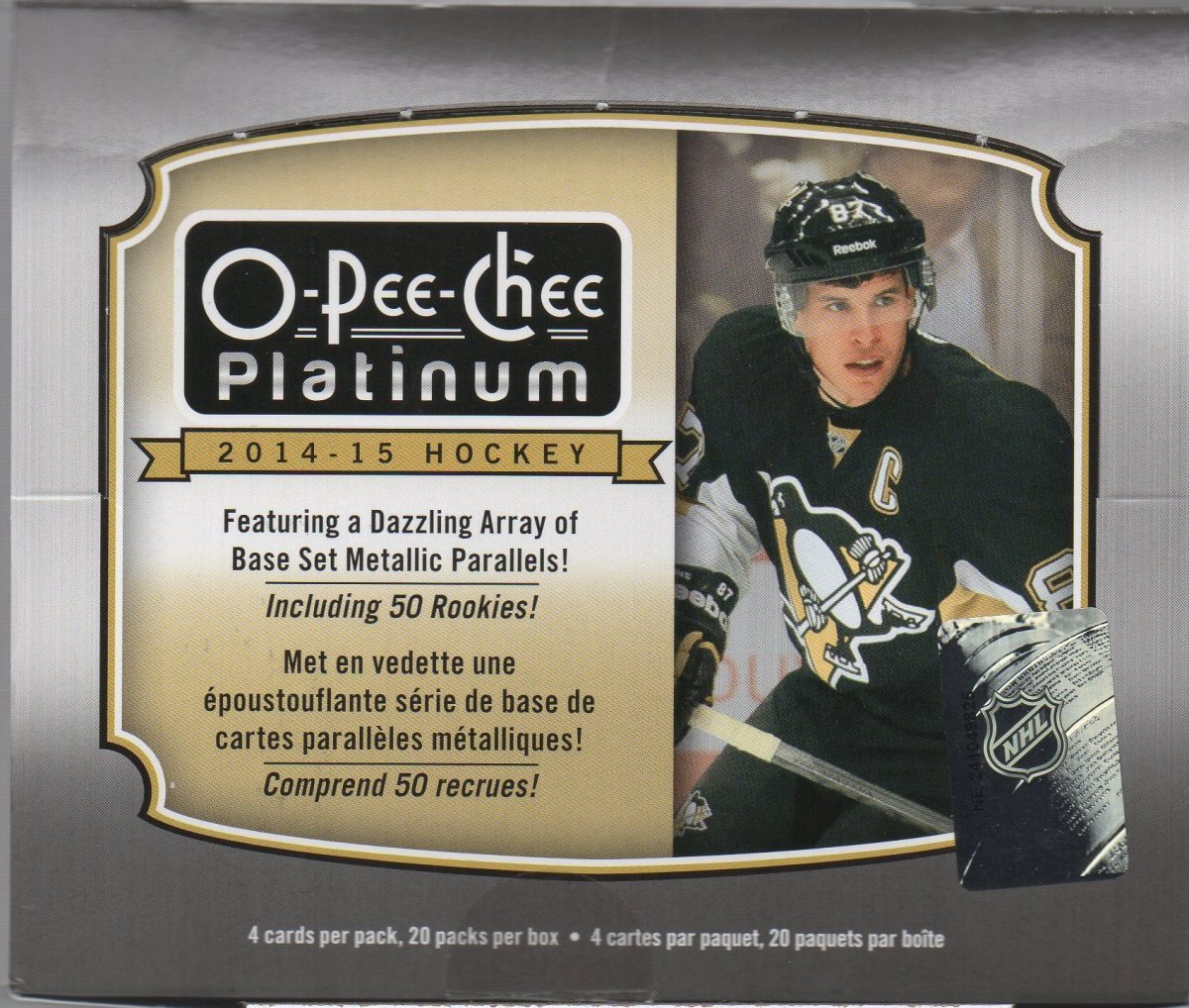 BOX BREAK: 2 Boxes of 2014-15 O-Pee-Chee Platinum Hockey