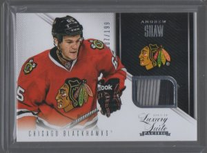 2013-14 Rookie Anthology Luxury Suite #50 Andrew Shaw