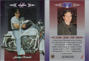 1996-97 Leaf Limited #86 Jeremy Roenick