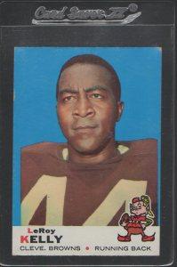 1969 Topps #1 Leroy Kelly