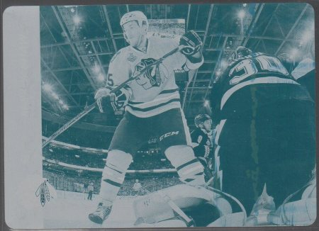 2015-16 Upper Deck Printing Plate Black #38 Andrew Shaw