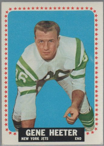 1964 Topps #115 Gene Heeter