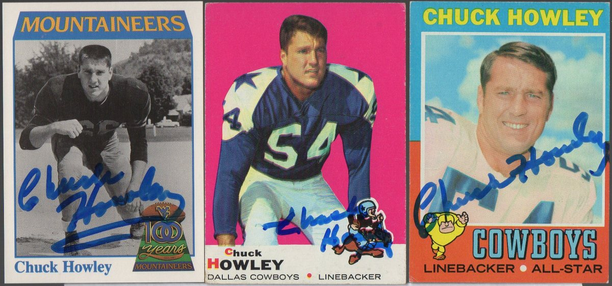 Chuck Howley - TTM Success