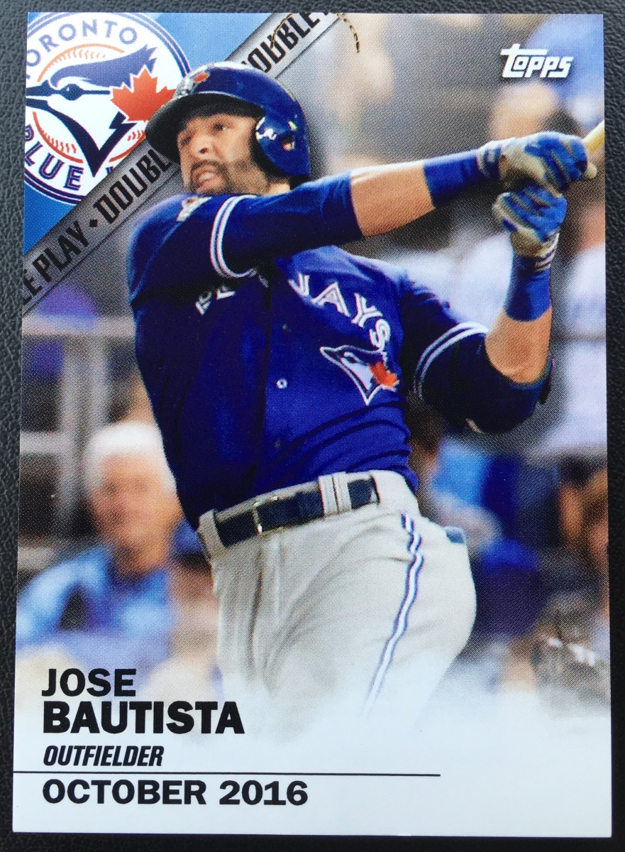 2016 Topps Double Play Rip Cards: I Pulled One, Now What?